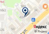 «Альпари, коллегия адвокатов» на Яндекс карте