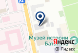 «УСПЕХ, ЗАО» на Яндекс карте