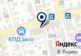 «Барракуда, продюсерский центр» на Яндекс карте