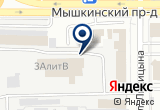 «Симтэк, ООО» на Яндекс карте