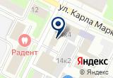 «ГК Теплодар в Вологде» на Яндекс карте