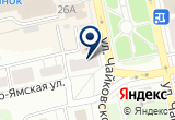 «Кондитерская Ю. Варзалова» на Yandex карте