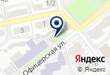«Техномаш» на Yandex карте