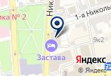 «Мир Антен» на Yandex карте