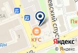 «Enter» на Yandex карте