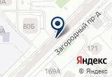 «Интерьер вашего дома» на Yandex карте
