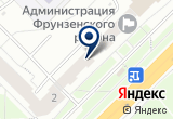 «Ателье мужского костюма» на Yandex карте