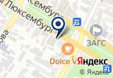 «R HOUSE, отель» на Яндекс карте