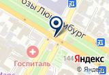 «Леста» на Яндекс карте