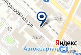 «Контакт, ООО» на Яндекс карте