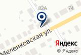«Памятники и ограды» на Yandex карте