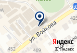 «Аварийная служба Сенгилеевский Межрайводоканал» на Яндекс карте