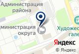 «Администрация округа Муром» на Яндекс карте