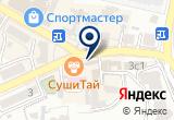 «Византия, кафе» на Яндекс карте