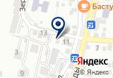«Для друзей, баня» на Яндекс карте