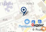 «Formula ворот, торгово-монтажная компания» на Яндекс карте