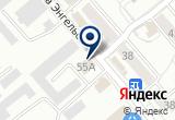 «Мужская парикмахерская» на Яндекс карте