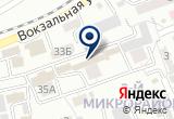 «Компания по землеустройству и кадастровым работам» на Яндекс карте