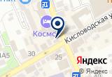 «Акварель, сеть магазинов» на Яндекс карте
