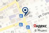 «Визави, агентство» на Яндекс карте