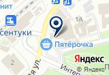 «ВО БЛАГО, ортопедический салон» на Яндекс карте