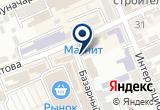 «Книголюб, магазин» на Яндекс карте