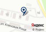 «Кленовая Роща, строящийся жилой комплекс» на Яндекс карте