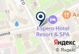 «Эверест, магазин одежды» на Яндекс карте