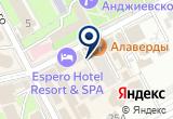 «Ирис, салон красоты» на Яндекс карте