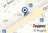 «Окна-Юг, торговая компания» на Яндекс карте