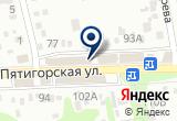 «Александрия, мебельный салон» на Яндекс карте
