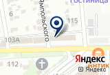 «Профмед, ООО» на Яндекс карте