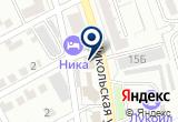 «Лидер, автошкола» на Яндекс карте
