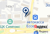 «Престиж, художественная мастерская» на Яндекс карте