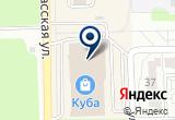 «МХМ-мебель» на Яндекс карте