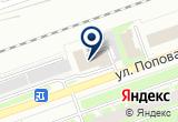 «Компания Ритуальные услуги» на Yandex карте