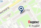 «Типография Конкорд» на Яндекс карте