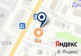 «Юникс» на Yandex карте