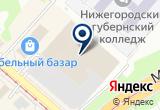 «Первый Мебельный» на Яндекс карте