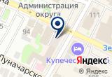 «БОРТОРГ» на Яндекс карте