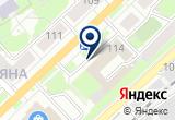 «Гостиница эконом-класса, Федерация профсоюзов Пензенской области» на Яндекс карте