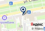 «Пани Хелена, массажный кабинет» на Яндекс карте