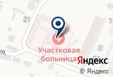 «Чемодановская участковая больница» на Яндекс карте