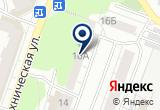 «Квадрат» на Yandex карте