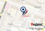 «Соцветие» на Yandex карте