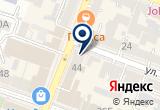 «Лазурит» на Yandex карте