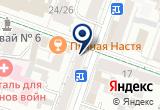 «Bridevip» на Yandex карте
