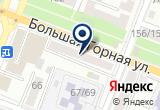 «Саратовгражданреконструкция» на Yandex карте