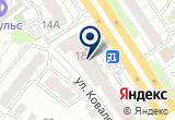 «Служба эвакуации, ИП Абахин А.П.» на Яндекс карте