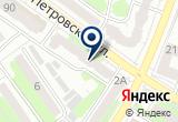 «Тритон» на Yandex карте